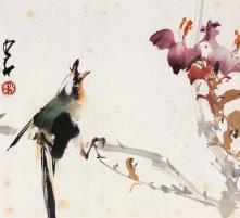 003zhaoshaoang-flower-bird