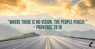 """Leadercast - """"Where there is no vision, the people... 
